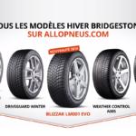 Découvrez la gamme hiver et 4 saisons 2018 de Bridgestone
