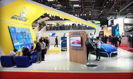 MONDIAL DE L'AUTO : Michelin et Bridgestone seuls au monde
