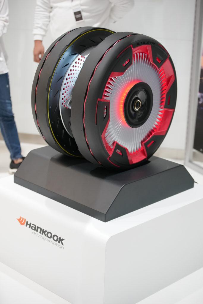 Pneu Hankook Aeroflow
