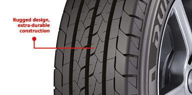 pneu bridgestone duravis 660 robuste