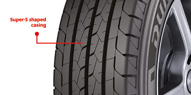 pneu bridgestone duravis 660 super s