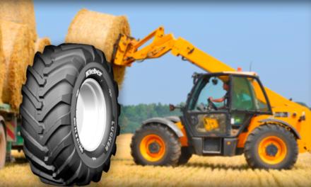 Nouveau pneu Kleber Lugker, idéal pour les télescopiques ?