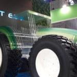 SIMA 2019 : BKT a présenté son plus gros pneu agricole