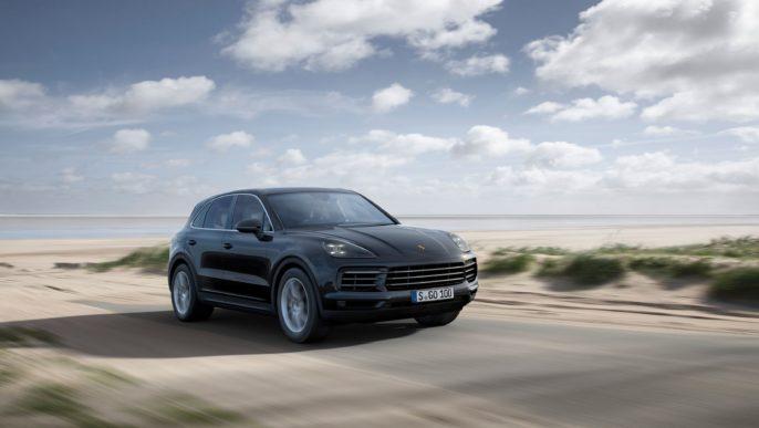 Bridgestone en équipements d'origine sur le Porsche Cayenne