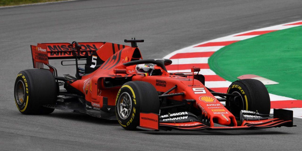 Code couleur simplifié pour les pneus F1 de Pirelli en 2019
