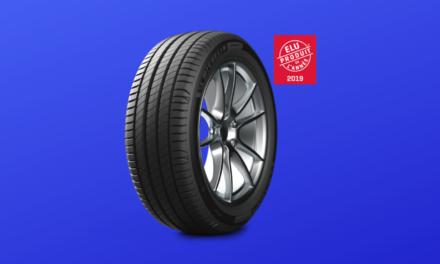 Le pneu MICHELIN Primacy 4, élu produit de l'année