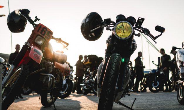 Nouveautés pneus moto 2019