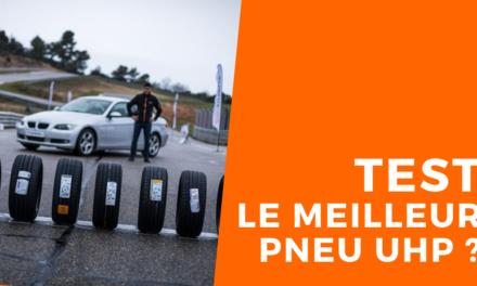 Tests Allopneus : Quel est le meilleur pneu UHP du marché ?