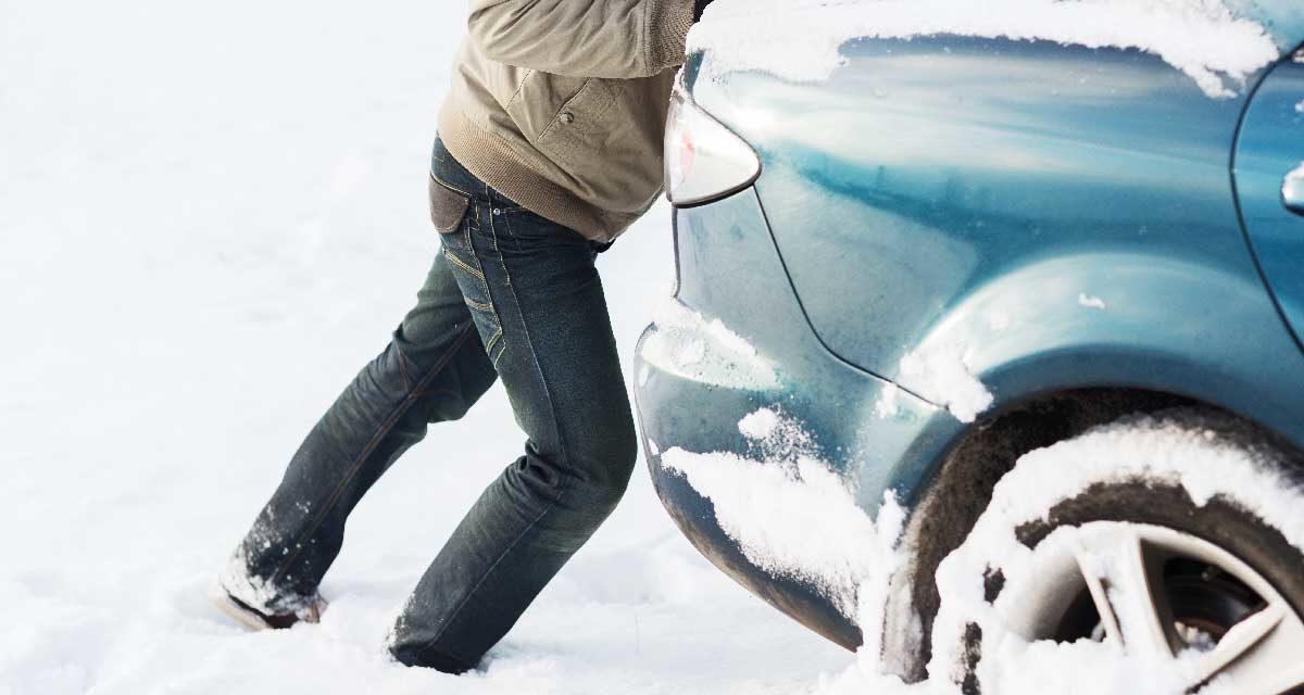 Non, les pneus hiver ne seront pas obligatoires en France cet hiver