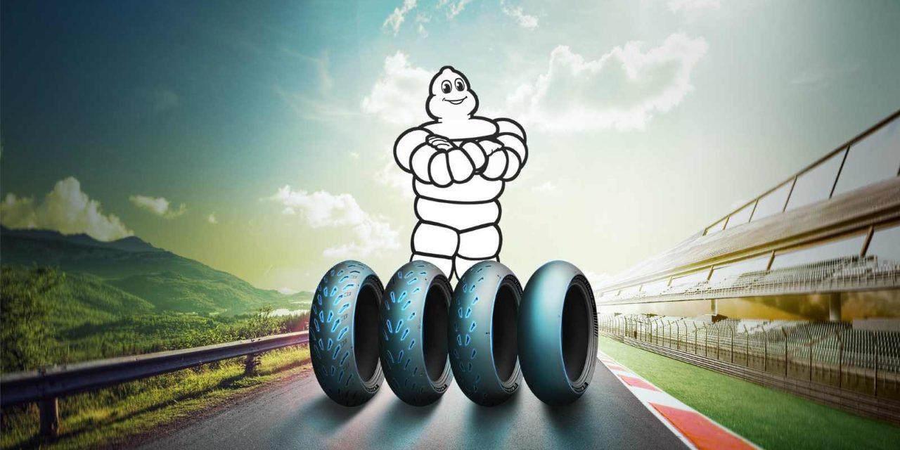 Power Experience : Michelin présente 4 nouveautés sport à l'EICMA 2019