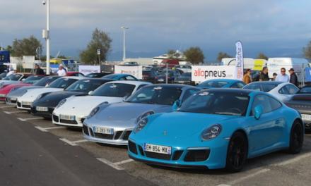 Allopneus au Paradis des Porsche