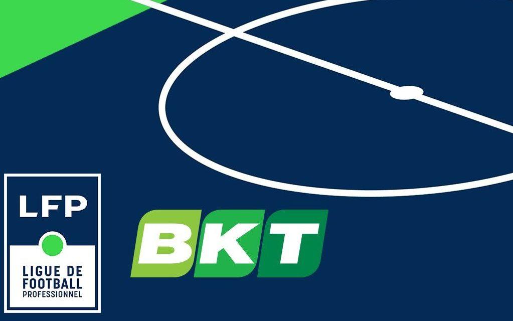 La LFP signe à nouveau avec BKT !