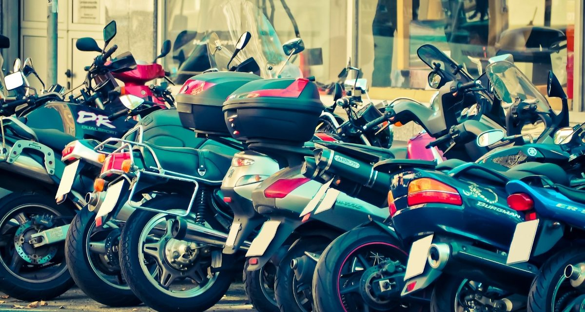Quels pneus choisir pour votre scooter ?