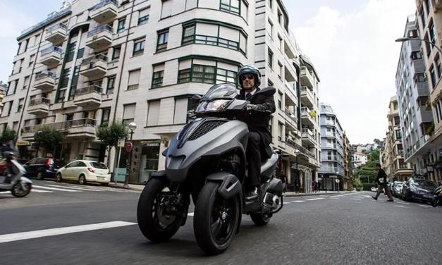 MICHELIN City Grip 2, nouveauté scooter 2020