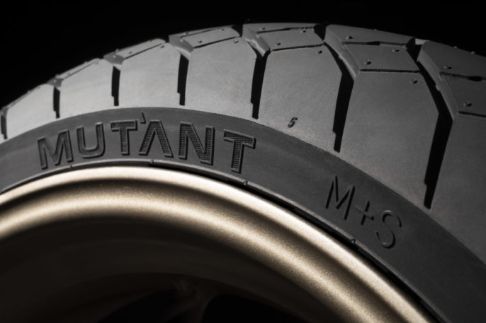 M+S Dunlop Mutant