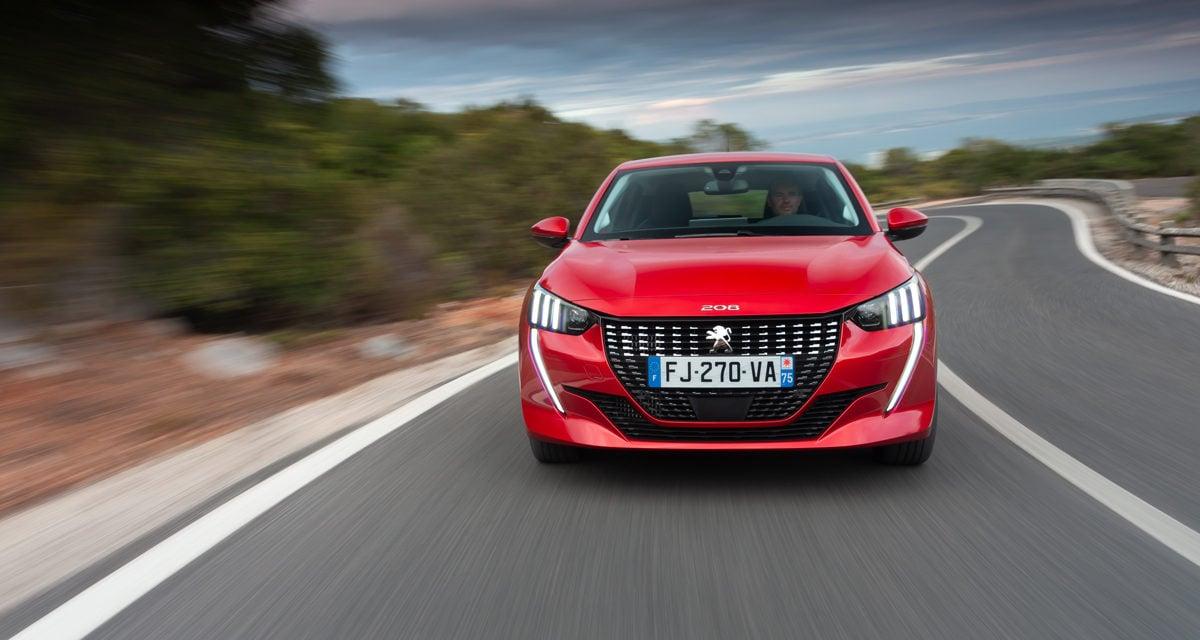 TOP 5 des pneus pour la nouvelle Peugeot 208
