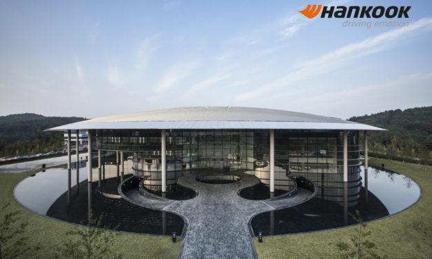 Hankook mise sur l'intelligence artificielle pour développer ses pneus