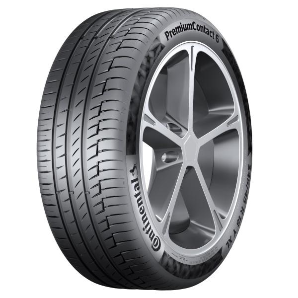 pneu été Continental Premium Contact 6