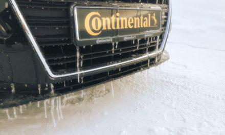 Continental lance un nouveau pneu hiver : Le Wintercontact TS 870