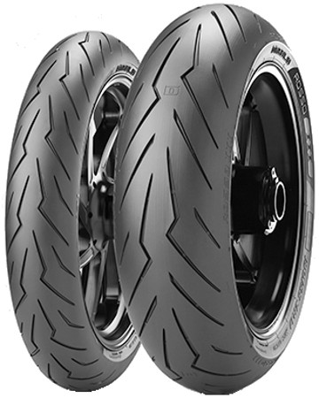 pneu Pirelli Diablo Rosso III