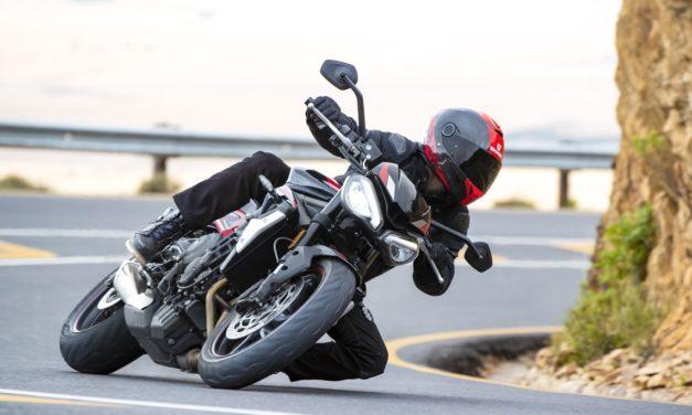 Quels pneus pour la nouvelle Triumph Street Triple R 2020 ?