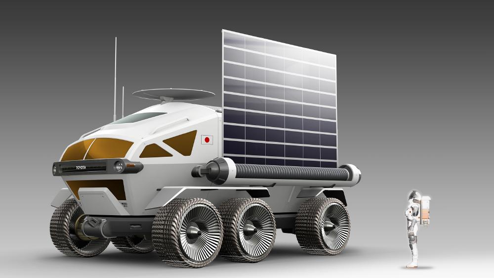 Bridgestone veut décrocher la lune avec un nouveau concept