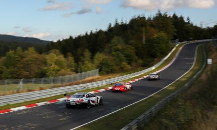 hankook, partenaire du CÉLÈBRE championnat de sport automobile : le Nürburgring Endurance Series