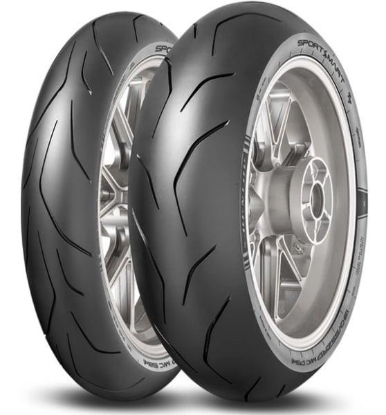 pneu hypersport Dunlop SportSmart TT