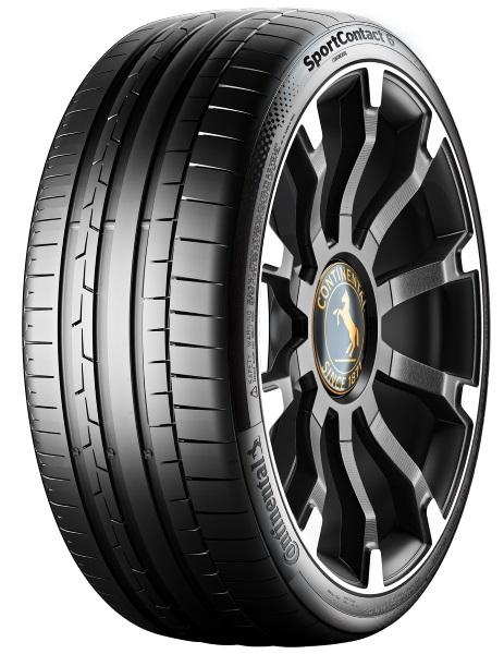 pneu été Continental Sport Contact 6