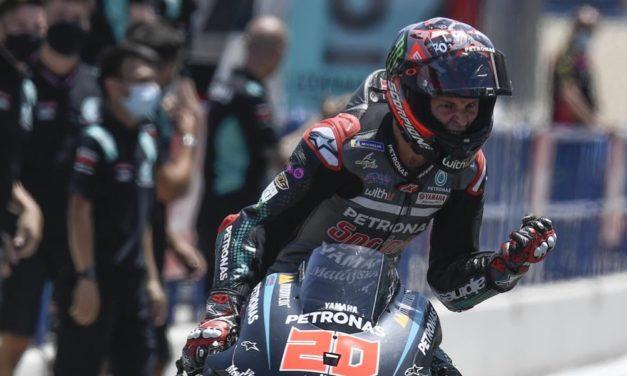 Michelin et Quartararo : le combo gagnant pour la motogp 2020