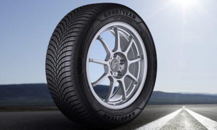Le Vector 4seasons Gen-3 : la nouveauté 4 saisons de Goodyear