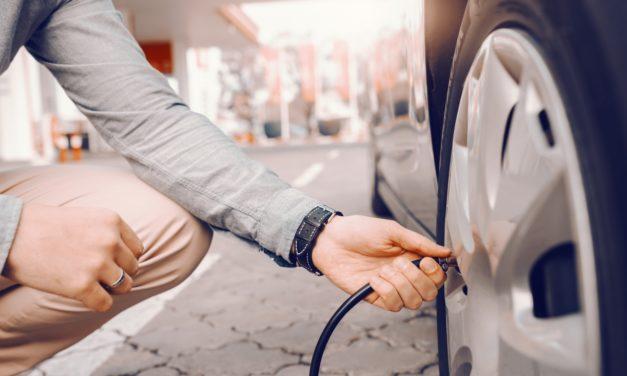 Comment gonfler un pneu ?