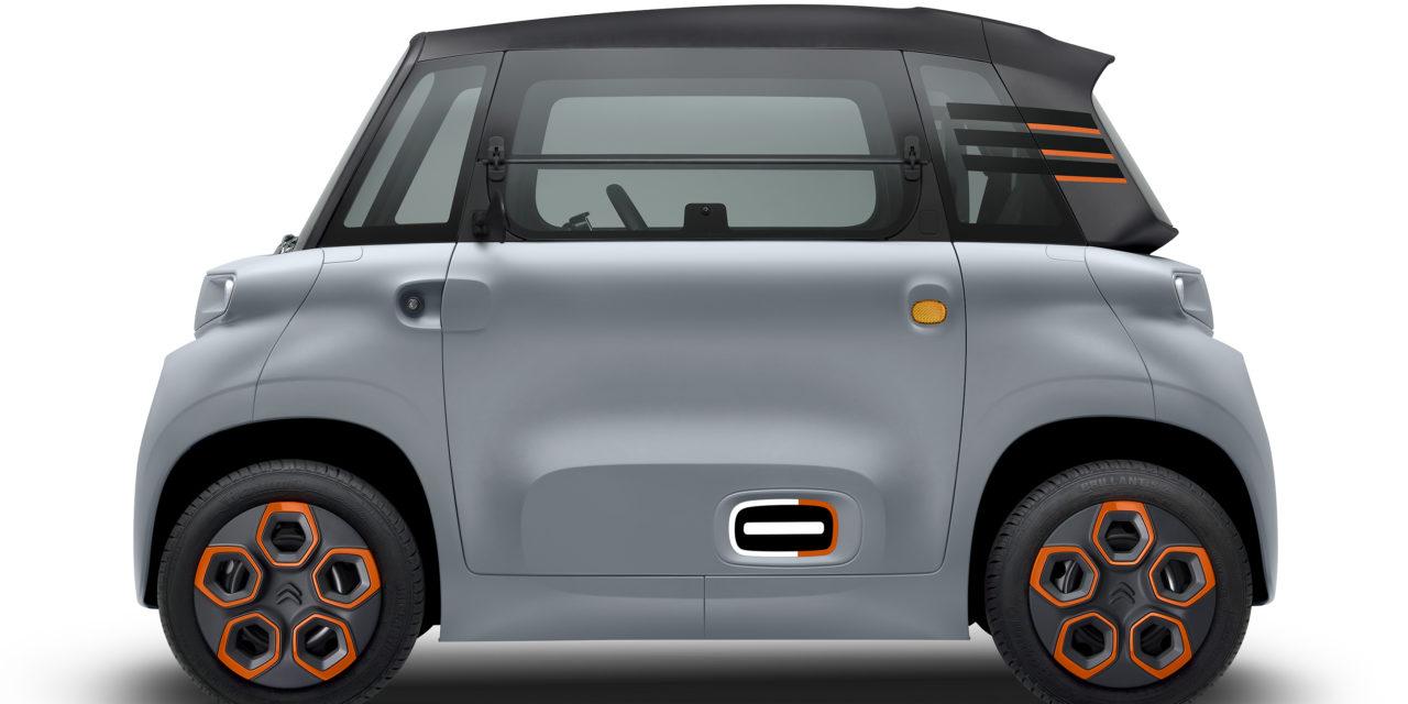 La nouvelle Citroën AMI : la mobilité 100% électrique à portée de tous