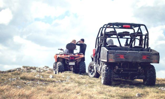 Les gammes de pneus quad/SSV : faites le bon choix