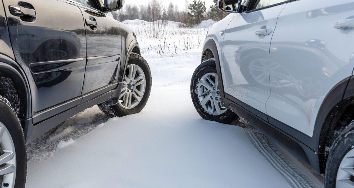 Le comparatif TCS des pneus hiver pour 2020