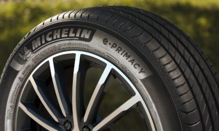 Michelin e.Primacy, le nouveau pneu éco-responsable durable