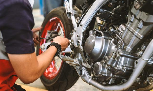 Le contrôle technique moto repoussé en 2023
