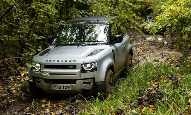 Les pneus Goodyear et Pirelli en monte d'origine sur Land Rover Defender