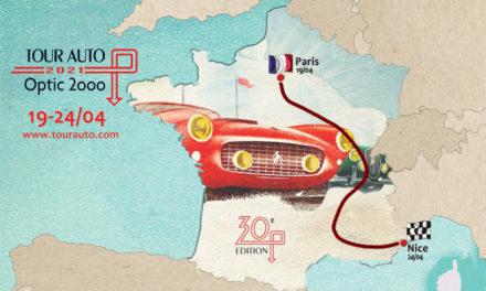 Parcours du Tour Auto 2021 : de Paris à Nice