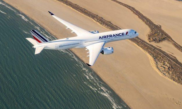 Air France choisit Michelin comme fournisseur exclusif de pneus