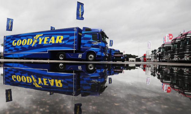 Goodyear : partenaire du British Touring Car Championship pour encore 5 ans