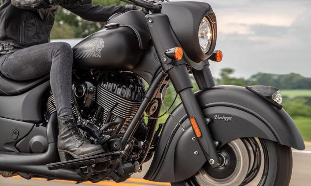 Les pneus pour customs, ces motos de caractère