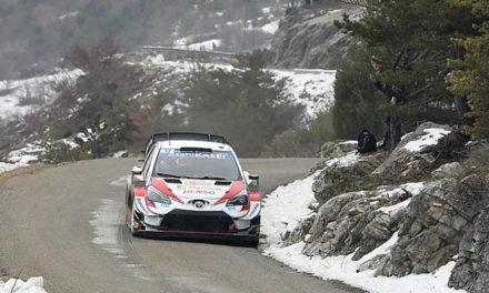 Un rallye Monte-Carlo 2021 à huis clos