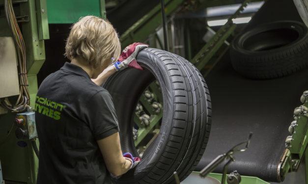 Aucun accident en 2020 pour les employés des usines Nokian Tyres