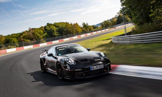 Les Michelin Pilot Sport Cup en première monte sur la nouvelle Porsche 911 GT3