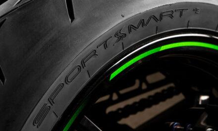 Dunlop SportSmart MK3: nouvelle dimension pour les moyennes cylindrées