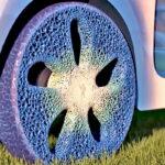 Michelin : des pneus 100% durables d'ici 2050