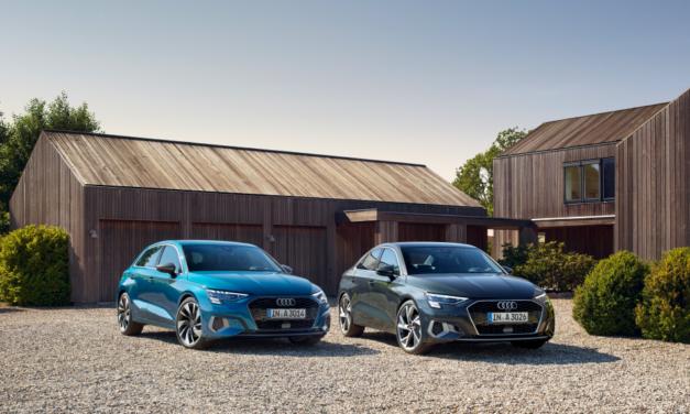 Nexen en monte d'origine sur la nouvelle Audi A3