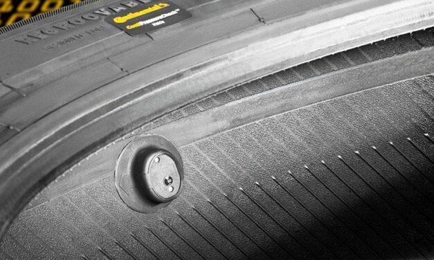 Les pneus connectés débarquent sur les véhicules de tourisme