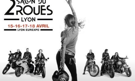 Salon du 2 roues de Lyon : en live cette année !